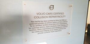 Volvo Body Shop